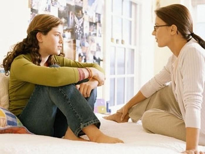 Заблуждения родителей о подростковом сексе