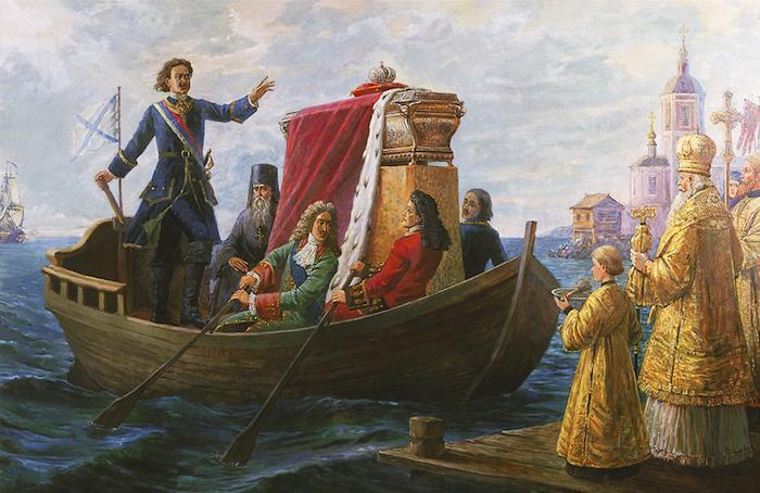 «Всемирный российский заговор»: что написал в завещании Петр I