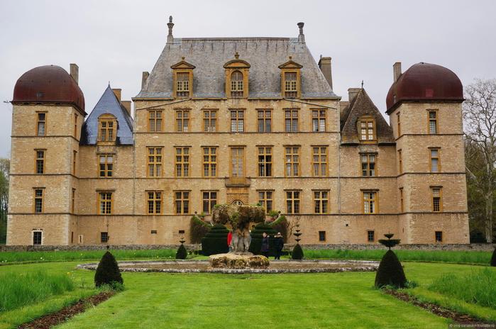 9 замок Флешер (Chateau Flecheres) (700x464, 424Kb)