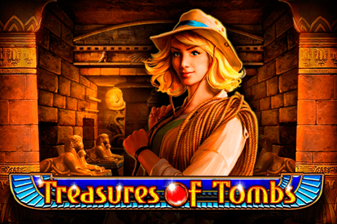 logo-treasures-of-tombs-playson-slot-game (480x320, 100Kb)
