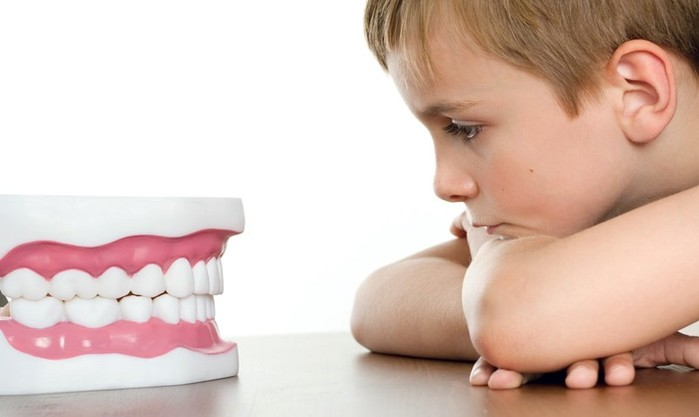 Зубы не виноваты в повышении температуры!