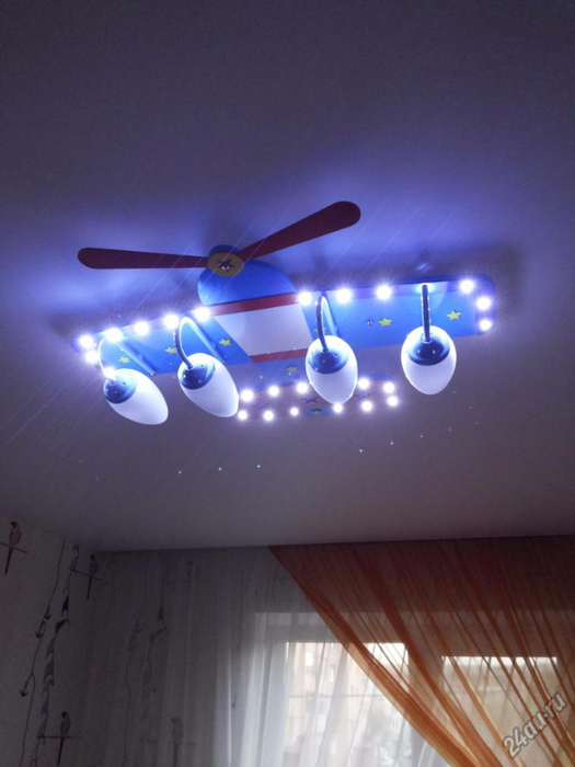 потолочный-светильник-в-детской-2 (525x700, 256Kb)