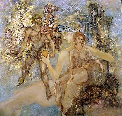 Елена Троянская, самая прекрасная из женщин