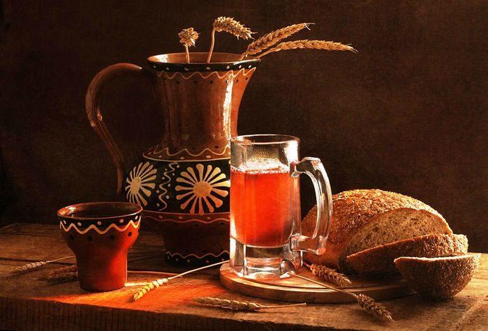 Квас (кислуватий напій)