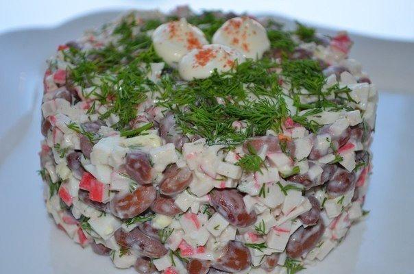 Салат из сказок