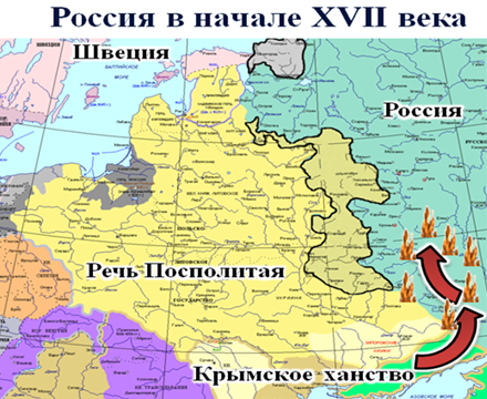 Какими европейцы представляли русских в 17 веке