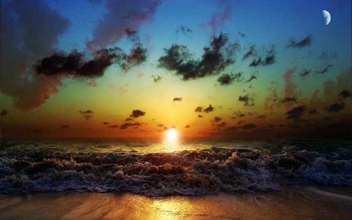 1827016_Beautiful_Nature_Beach_Sunset_freecomputerdesktopwallpaper_1920 (700x437, 225Kb)