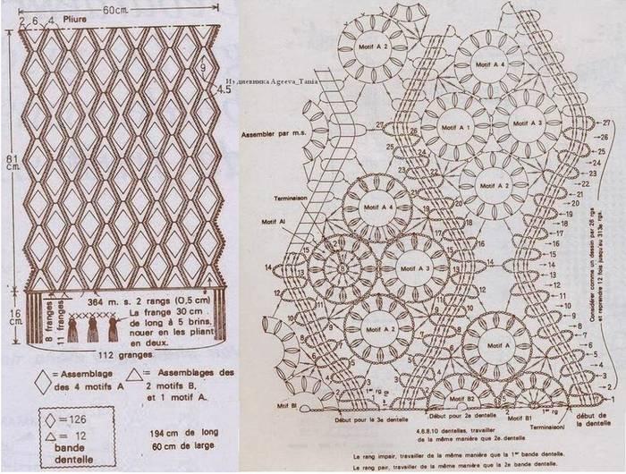 Палантин связанный крючком со схемой вязания./3071837_242 (700x530, 98Kb)