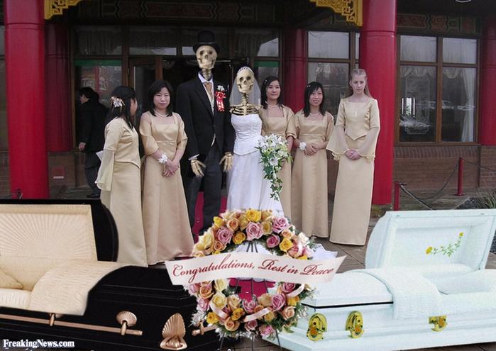 свадьба мертвых китайский ритуал минхунь 1 (700x495, 372Kb)