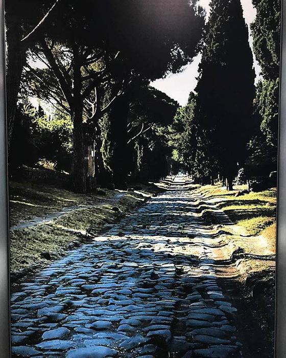 Старая Аппиева дорога (560x700, 457Kb)
