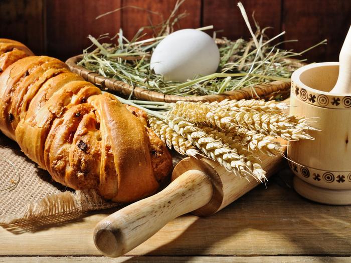 Книш (вид білого хліба)