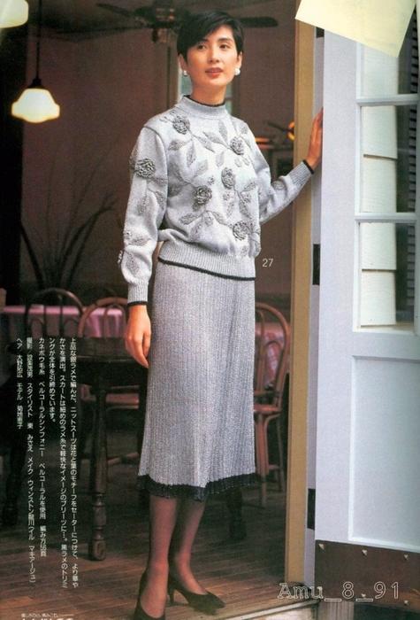Пуловер с цветочным орнаментом связанный спицами/3071837_011_2_ (475x700, 246Kb)