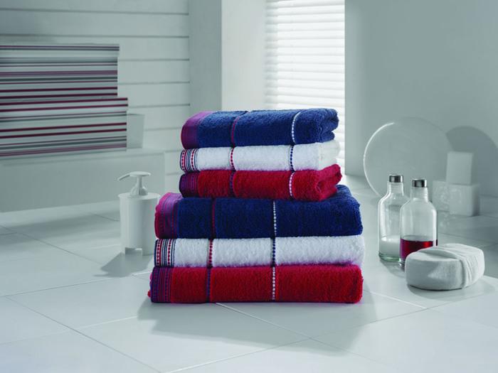 Три дешевых способа сделать полотенца чистыми без химии