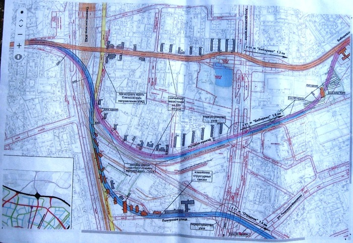 Карта дублирующей магистрали (700x483, 173Kb)
