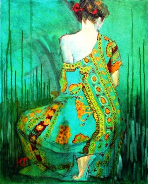 In Anticipation of Summer by Ekaterina Goncharova_В преддверии лета (500x623, 339Kb)