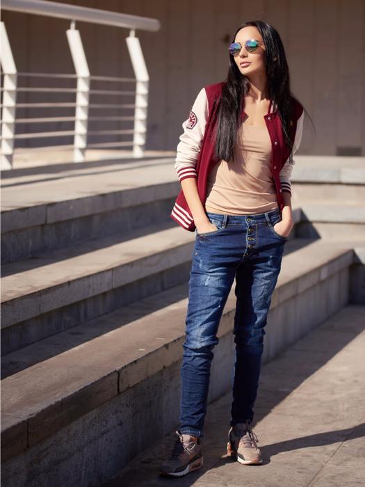популярные джинсовые вещи