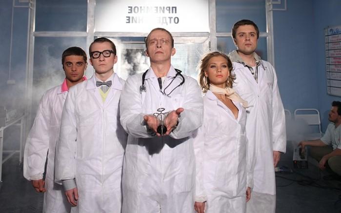 Знаменитые ситкомы - русская версия (ремейки)