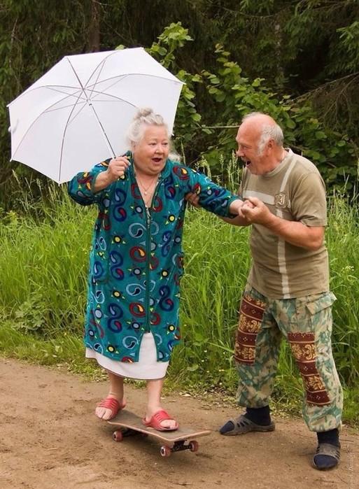11 примеров того, что веселиться можно в любом возрасте