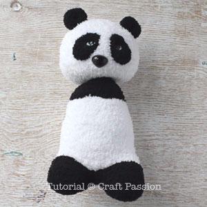 Шьем панду из махровых носочков (18) (300x300, 74Kb)