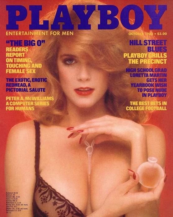 Playboy воссоздал 7 знаменитых обложек спустя 30 лет