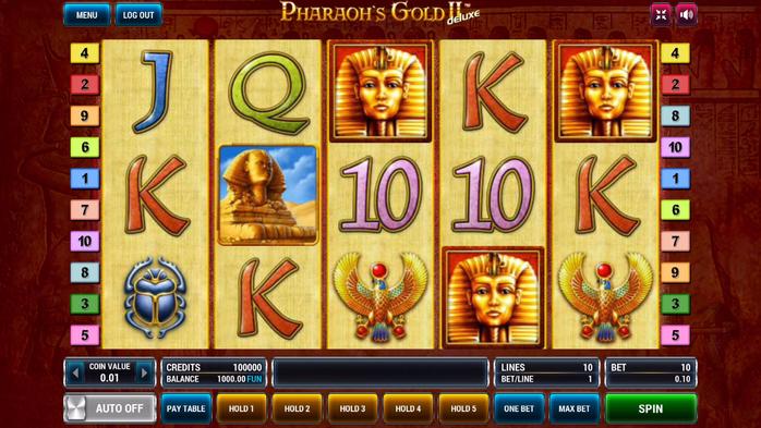 3. Pharaohs Gold 2 (700x393, 420Kb)