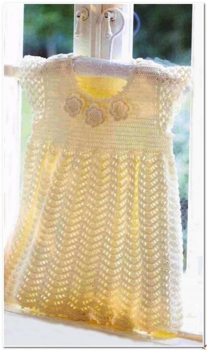 Детское платье связанное крючком схема вязания/3071837_311 (414x700, 203Kb)