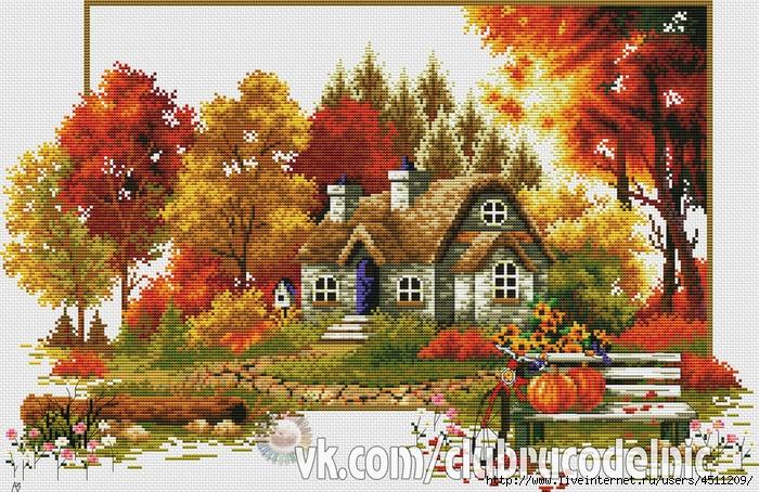 Autumn Story (700x454, 420Kb)