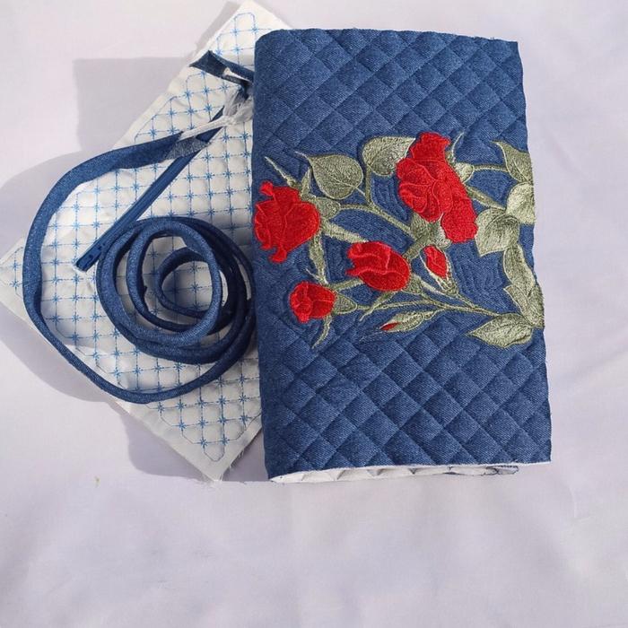 Книга рецептов приготовления стильных сумочек букеева