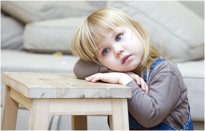 Как воспитывать ребенка меланхолика?