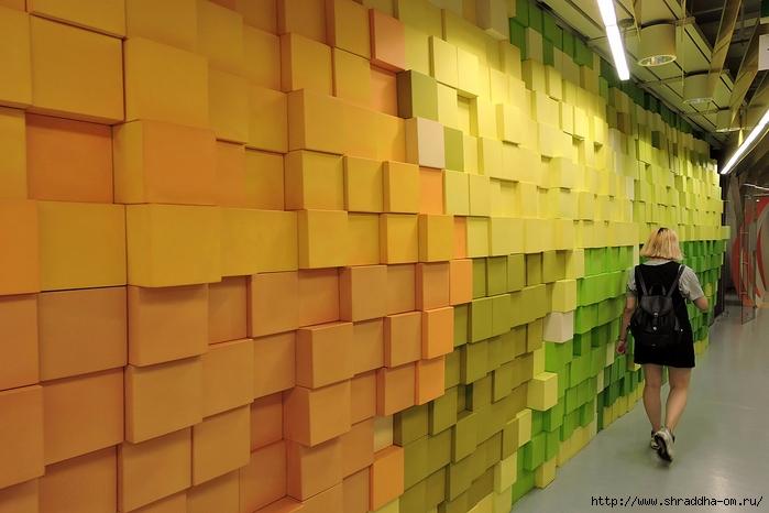Яндекс офис Yandex Питер (20)  (700x466, 221Kb)