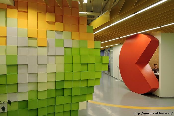 Яндекс офис Yandex Питер (24)  (700x466, 220Kb)