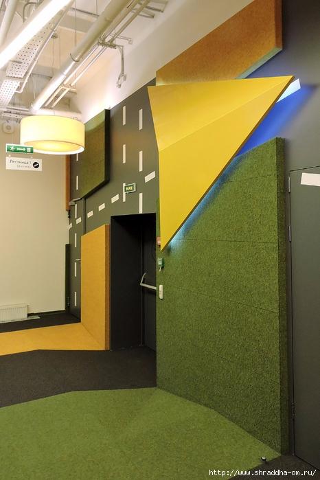 Яндекс офис Yandex Питер (28)  (466x700, 245Kb)