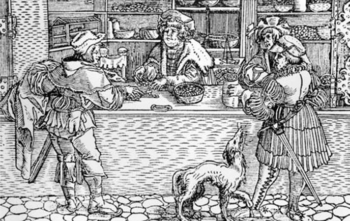 Когда появились первые банки?