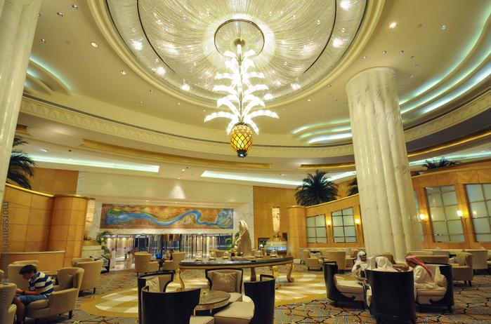 отель Гранд Хайат Дубай в дубае 10 (700x462, 483Kb)