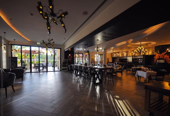 отель Гранд Хайат Дубай в дубае 12 (700x475, 459Kb)