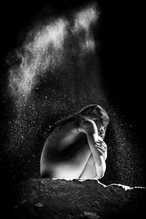 0- Maryam Eisler-Божественная Женственность из серии Эвридика в Провансе ,2016 = 1 (466x700, 92Kb)