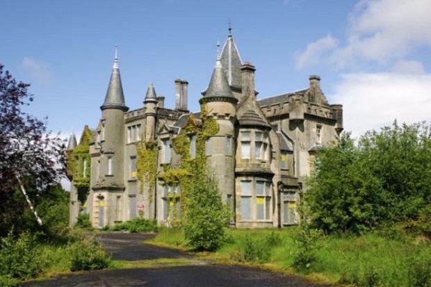 2.. Особняк «Shandon», Шотландия (620x413, 239Kb)