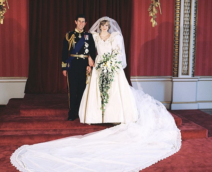 Несчастливый брак принцессы Дианы