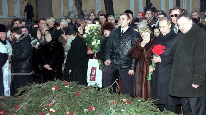 136750423 081217 1941 14 10 августа 80 лет назад родился Анатолий Собчак