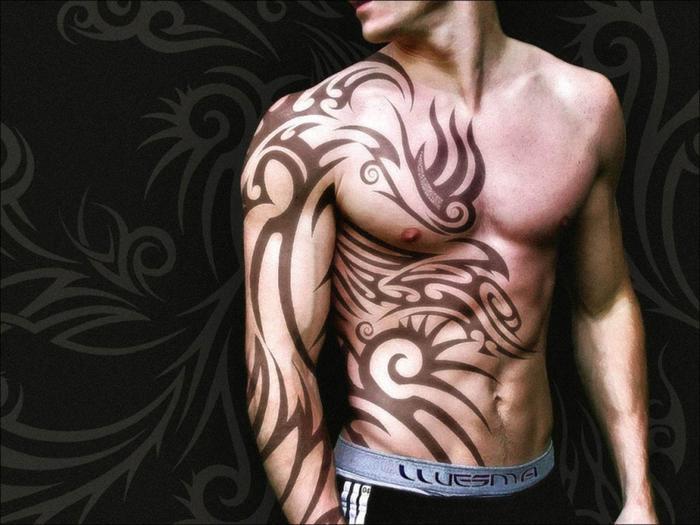 Искусство тату   оно идет из глубины веков