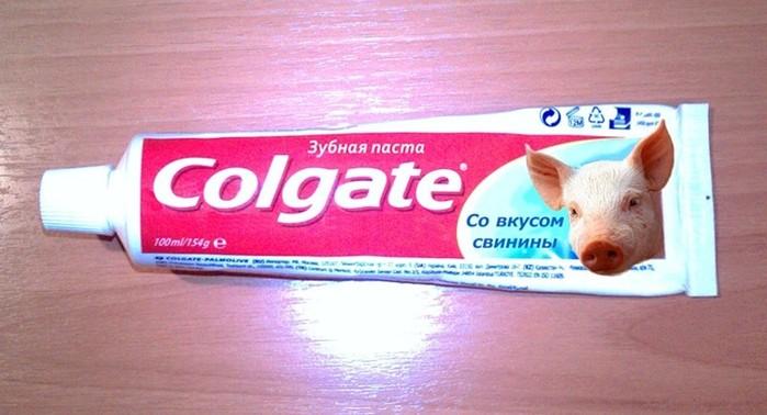 Зубные пасты с самыми необычными вкусами
