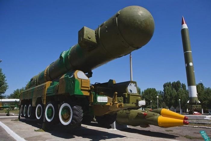 Топ-10 самых мощных и ужасных ракет на планете