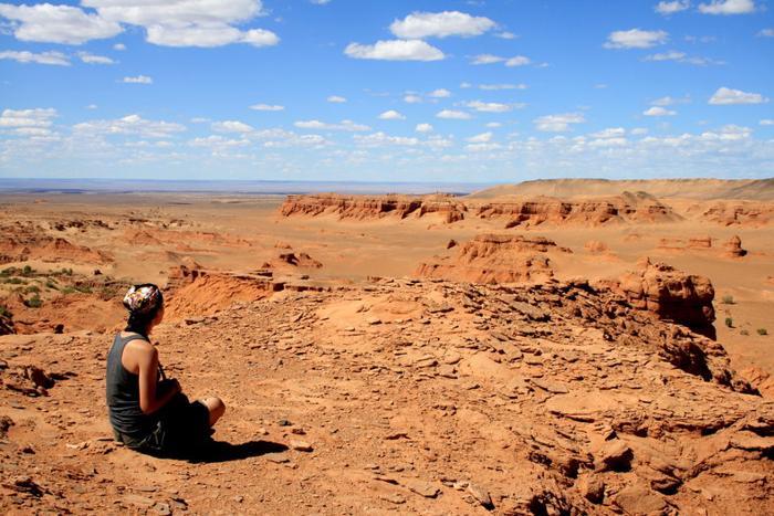 Невероятная Гоби — самая большая пустыня Азии