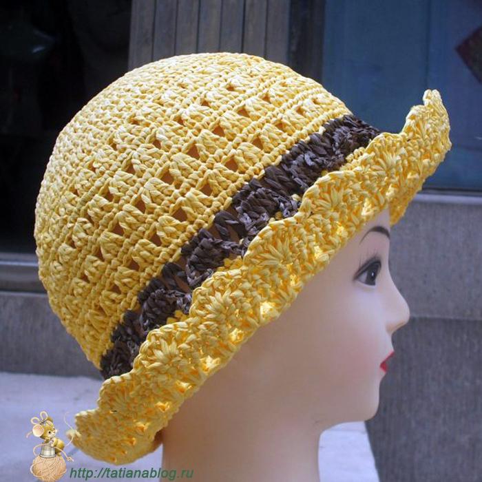 Шляпки, панамки связанный крючком со схемами вязания/3071837_531 (700x700, 422Kb)