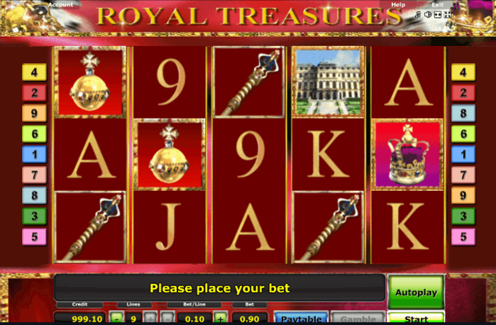 4. Royal Treasures (700x458, 334Kb)
