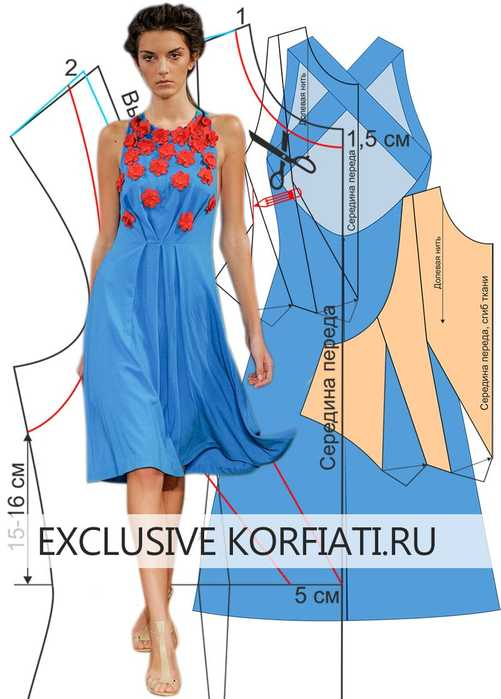 Dress-with-applique-pattern (501x700, 36Kb)