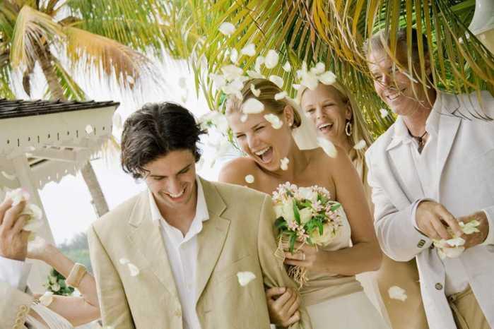 Самые интересные факты о свадебных приметах