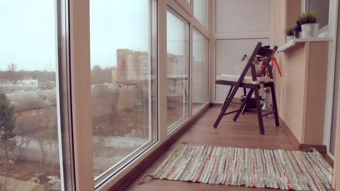 Остекление балкона - самое интересное в блогах.