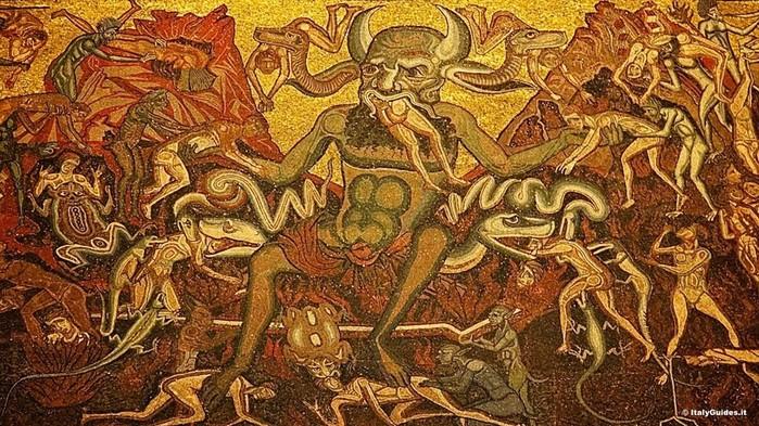 Как выглядит ад в разных культурах и религиях мира