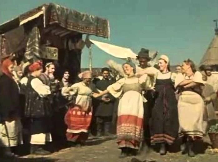 «Камаринская» и «Барыня»   самые загадочные русские песни